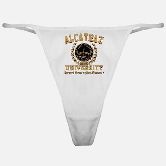 ALCATRAZ UNIVERSITY Classic Thong