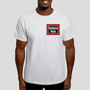 Burlington Route Light T-Shirt