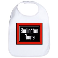 Burlington Route Bib