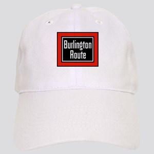 Burlington Route Cap