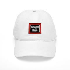 Burlington Route Baseball Cap
