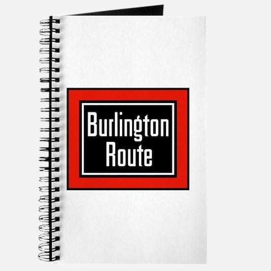 Burlington Route Journal