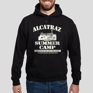 ALCATRAZ SUMMER CAMP Hoodie (dark)