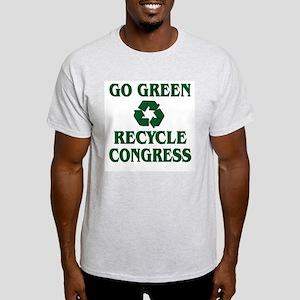 Go Green - Recycle Congress