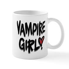 Vampire Girl Mugs