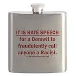 Racist Hate Speech Flask