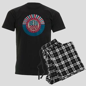 Beto 2020 Retro Men's Dark Pajamas