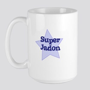 Super Jadon Large Mug