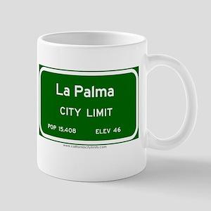 La Palma Mug