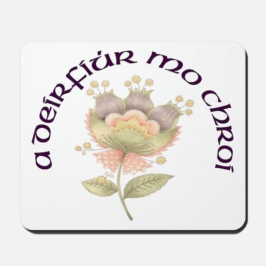 My Darling Sister Mousepad