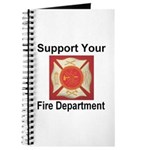 Support Your Fire Department Journal