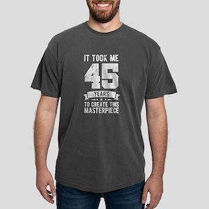 45 Years 45th Birthday Masterpiece Gift Id T-Shirt