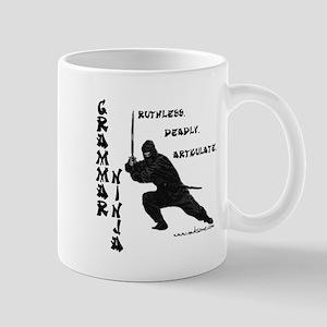 """Grammar Ninja"" Mug"