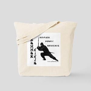 """""""Grammar Ninja"""" Tote Bag"""