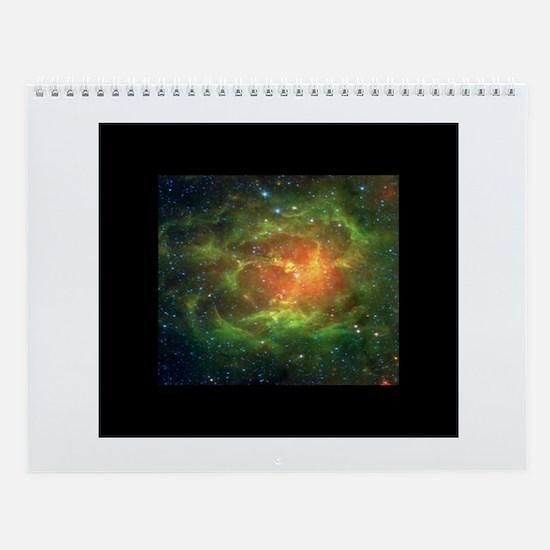 Nebula Wall Calendar
