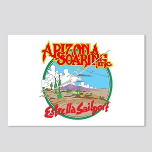 AZ.SOARING Inc. Postcards (Package of 8)
