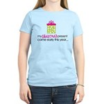ADULT sizes big sister to be christmas Women's Lig