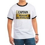 Plymouth Beer Drinking Team Ringer T
