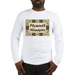 Plymouth Loon Long Sleeve T-Shirt