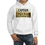 Maple Grove Beer Drinking Team Hooded Sweatshirt