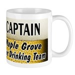 Maple Grove Beer Drinking Team Mug