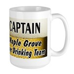 Maple Grove Beer Drinking Team Large Mug