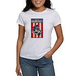 Obey the SCOTTIE! USA Women's T-Shirt