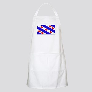 Friesland Frisian Blank Flags BBQ Apron