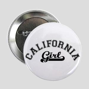 California Girl Button
