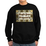 Maple Grove Loon Sweatshirt (dark)