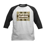 Maple Grove Loon Kids Baseball Jersey