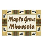 Maple Grove Loon Postcards (Package of 8)