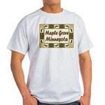 Maple Grove Loon Light T-Shirt