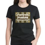 Maple Grove Loon Women's Dark T-Shirt