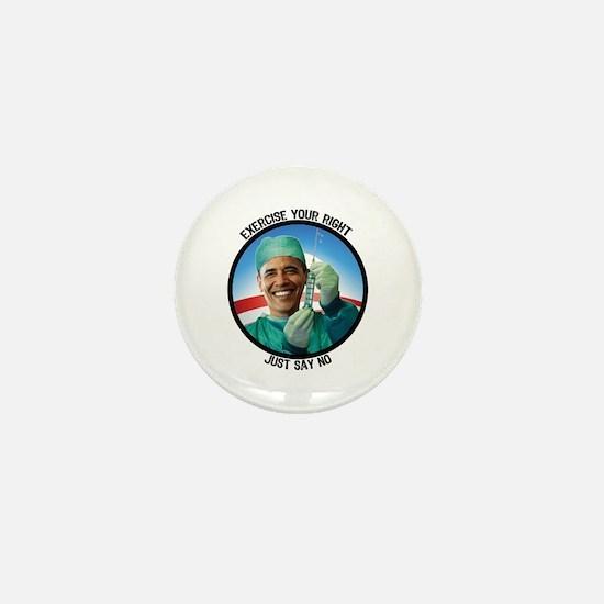 Government Mini Button