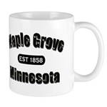 Maple Grove Established 1858 Mug