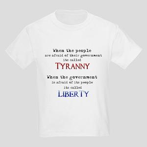Government Kids Light T-Shirt