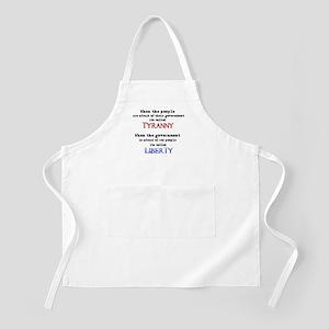 Government BBQ Apron