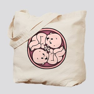 Twin-Yang Tote Bag