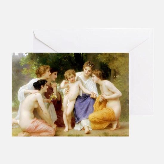 L'Admiration Greeting Card