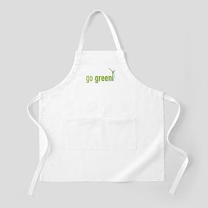 Go Green Apron