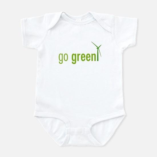 Go Green Infant Bodysuit