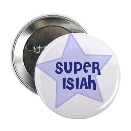 "Super Isiah 2.25"" Button (10 pack)"