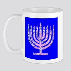 Hanukkah Chanukah Hanukah Menorah Holidays Mug