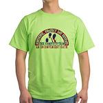 An Inconvenient Oath Green T-Shirt