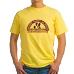 An Inconvenient Oath Yellow T-Shirt
