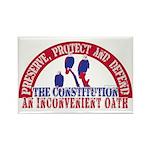 An Inconvenient Oath Rectangle Magnet (100 pack)