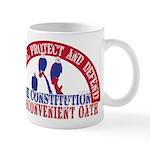 An Inconvenient Oath Mug