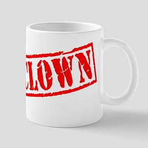 Assclown Stamp Mug