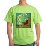 Food Commercials Green T-Shirt